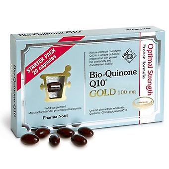 Pharmanord Bio-Quinone Q10 100mg Caps 20