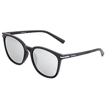 بيرثا بايبر النظارات الشمسية المستقطبة - أسود / فضة