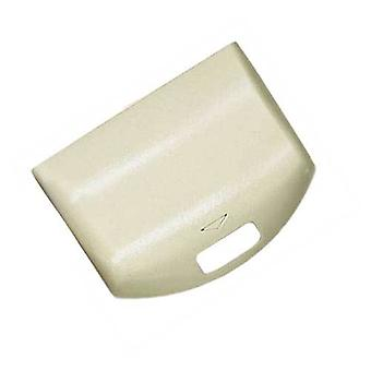 Battery door cover for sony psp 1000 series handheld games console fat phat replacement - gold