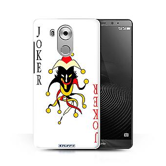 STUFF4 Case/Cover for Huawei Mate 8/Joker/Playing Cards