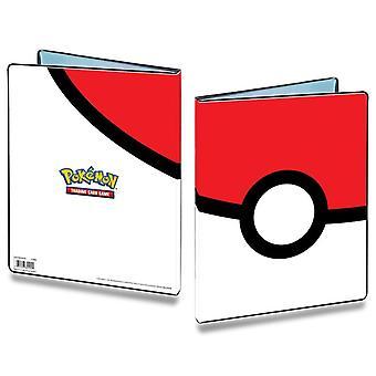 Pokemon Pokeball Portfolio 9-Pockets Ultra Pro Cards Kort