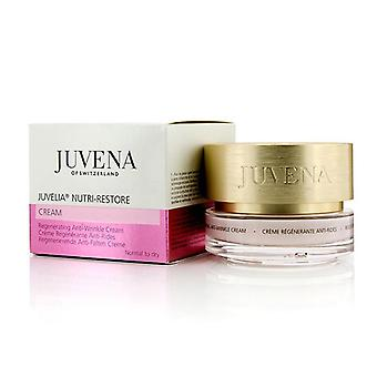 Juvena Juvelia Nutri-restore Regenerating Anti-wrinkle Cream - Normal To Dry Skin - 50ml/1.7oz
