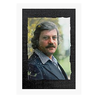 TV Times Actor Oliver Reed 1978 A4 Print