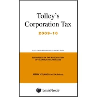 Tolleys Corporation Tax Main Annual by Mary Hyland & Kevin Walton