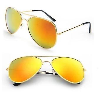 Oversized aviators sunglasses