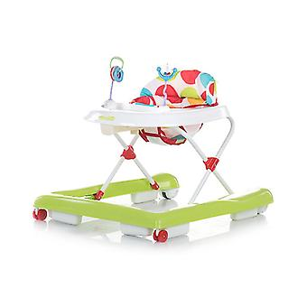 Chipolino running aid Smoothy, height-adjustable seat, play center, foldable