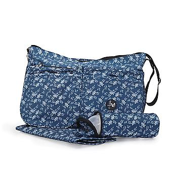 Cangaroo wrap bag Melissa with wrapping pad, insulated bag for baby bottles