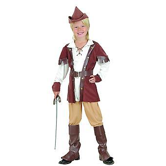 Bnov Robin Hood Boy (Deluxe) drakt