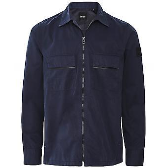 BOSS Zip-Through Lovel-zip_2 Overshirt