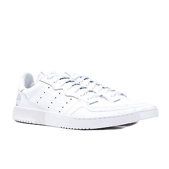 Adidas Originals Supercourt Weiße Leder Trainer