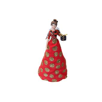 Gisela GRaham Fashion Fairy Tree Topper