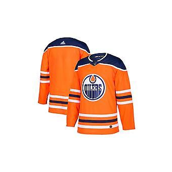 Аутентичные Pro Главная Джерси Adidas НХЛ Эдмонтон Ойлерз