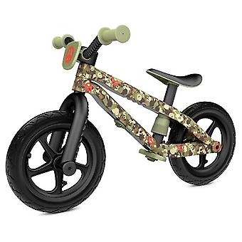 Chillafish BMXie Balance Bike Special Edition Commander in Peace Ages 2-5 Years