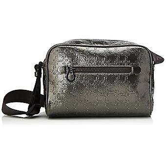 TOUS URBAN - Women's Metallic U Shoulder Bag