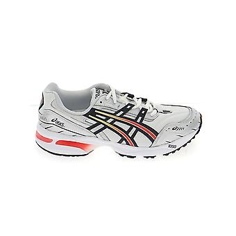 Asics 1021a285100 Men's White Fabric Sneakers