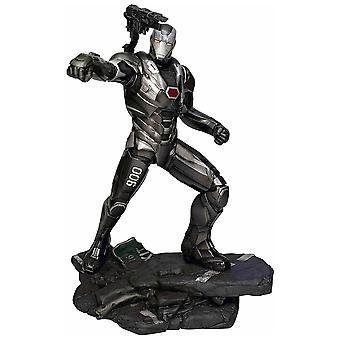 Marvel Gallery Avengers Endgame War Machine PVC Figuur