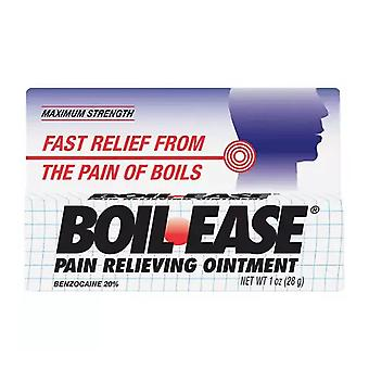 Boil ease pain relieving ointment, 1 oz