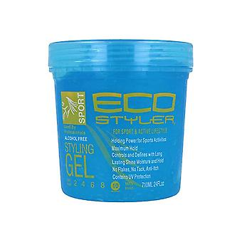 Eco Styler Professional Styling Gel SPORT Blue 24oz