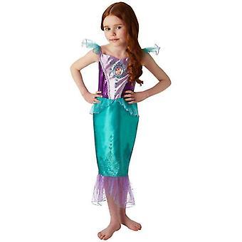 "Disney Princess Ariel ""gem"" Fancy Dress Costume"