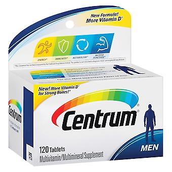 Centrum men under 50, multivitamin, tablets, 120 ea