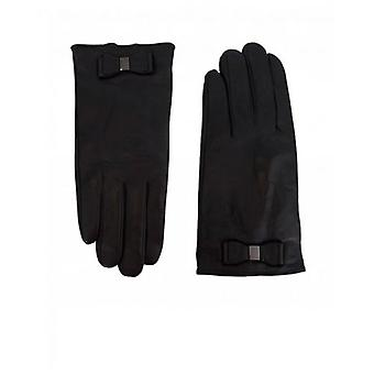 Ted Baker Accessories Leather Bow Gloves
