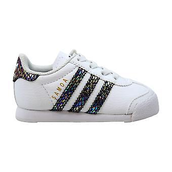 Adidas Samoa Jeg Snake Hvit/Svart BW1301 Småbarn
