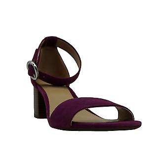 Michael Michael Kors Lena Bloque Talón Vestido Sandalias Mujer's Zapatos