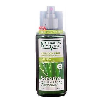 Moulding Spray Hair Control Naturaleza y Vida
