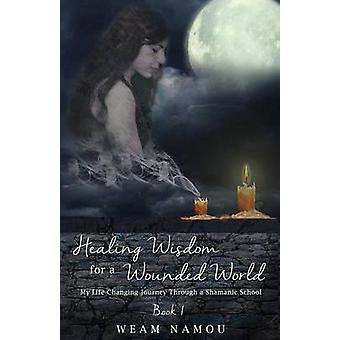 Healing Wisdom for a Wounded World  My LifeChanging Journey Through a Shamanic School Book 1 by Namou & Weam
