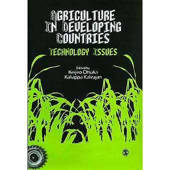 Agriculture in Developing Countries Technology Issues by LTD & SAGE PUBLICATIONS PVT