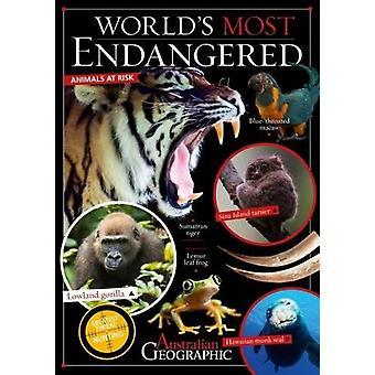 World's Most Endangered by Karen McGhee - 9781742456607 Book