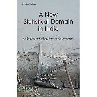 New Statistical Domain in India by Jun-ichi Okabe - 9788193401521 Book