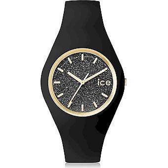 Ice Watch-armbandsur-Unisex-ICE glitter-svart-medium-3H-001356