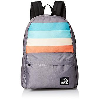Reef FW17 Casual Backpack - 42 cm - 23.5 liters - Multicolor (Grey/ Stripes)