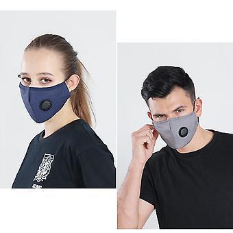 Tvárová maska masky nz prachová maska dýchacích ventilov ústa masky umývateľné tvár masky