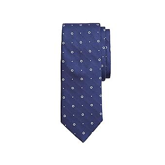Brooks Brothers Men's Silk Tie With Print