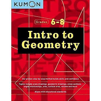 Intro to Geometry - Grades 6 - 8 by Publishing Kumon - 9781941082706 B