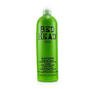 Elastyczna odżywka wzmacniająca łóżko (przekształcają słabe włosy dla elastycznej wytrzymałości) 750ml/25.36oz