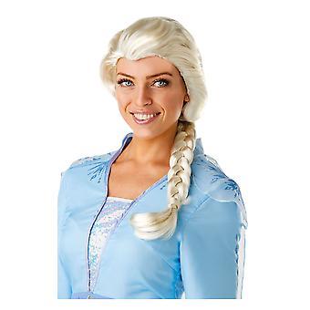 Adult Elsa Wig - Frozen