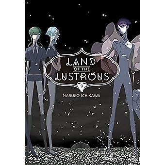 Land Of The Lustrous 9 by Haruko Ichikawa - 9781632368447 Book