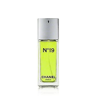Chanel - N19 - Eau De Toilette - 100ML
