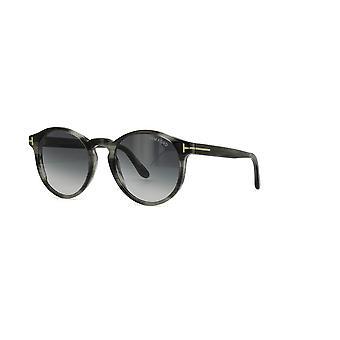 Tom Ford Ian-02 TF591 20B Gafas de sol gris/humo degradado