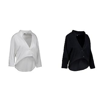 ID Womens/Ladies Fleece Bolero