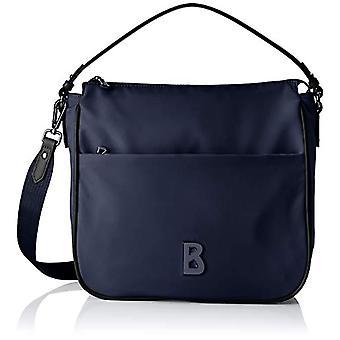 Davos Isalie Hobo Mhz - Mavi Kadın Omuz Çantaları (Blau (Lacivert)) 13.0x27.0x31.0 cm (B x H T)