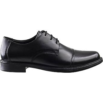 Amblers Mens Bristol Safety Lace Up Chaussures en cuir