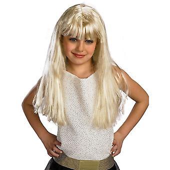 Hannah Montana peruukki lapsille
