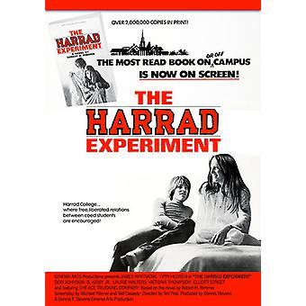 Harrad Experiment [DVD] USA import