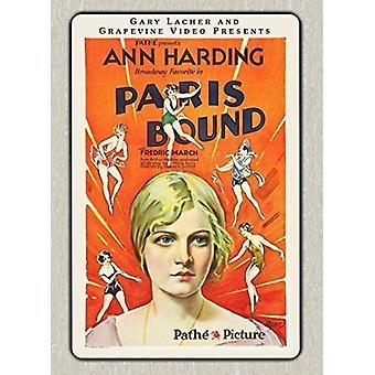 Paris tenus (1929) importer des USA [DVD]