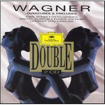 Ouvertures & Preludes - Wagner: Ouverture & Preludes [CD] USA import
