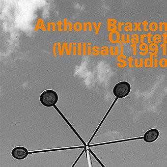 Anthony Braxton - 1991 Studio [CD] USA import